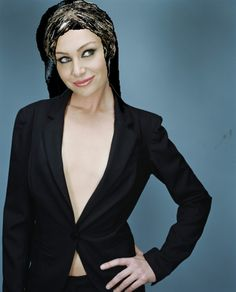lily munster    Portia De Rossi Lily Munster