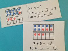 Math Coachs Corner: The Path to Automaticity with Addition Facts. Great blog post about teaching math facts K-2. But lots of my third graders don't have automaticity!!