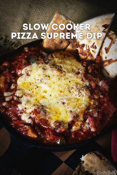 Slow Cooker Pizza Su