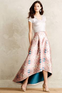Snowberry Ball Skirt