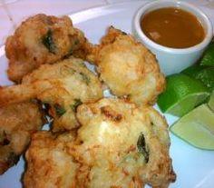 Caribbean Salt Cod Fritters Recipe   ifood.tv
