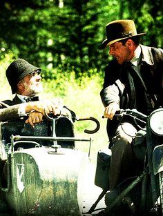 Indiana Jones and The Last Crusade - Steven Spielberg - 1989