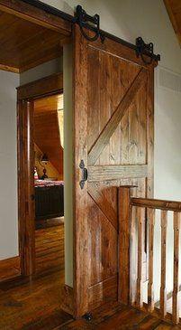 cottage sliding door