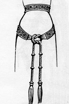 kirtle & belt