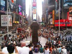 Foto de @Micheruiz - Times Square