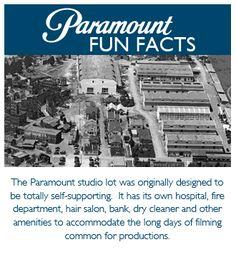 Paramount Pictures Studio Tour - Hollywood - Movie Studio Tours