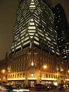 Hearst Tower - Manhatten, New York