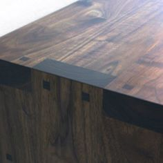 Nice joinery