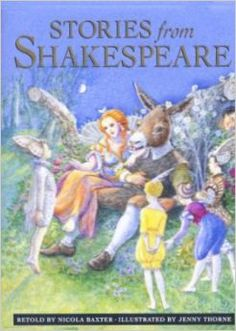 Stories From Shakespeare: Nicola Baxter: 9780760768051: Amazon.com: Books