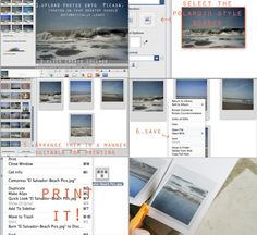 Create Your Own Polaroids   DIY