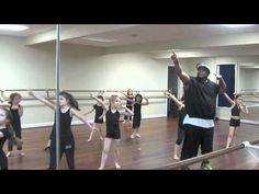 Hip Hop Dance Moves For kids: Hip Hop Dance moves For Kids Toprock level 1