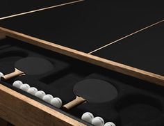Ping Pong Table by James Perse