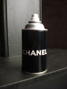 spray on consumerism