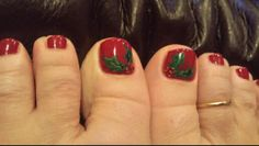 Hollyberries for the winter. www.aroyalpampering.com