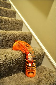 It's Slinky, it's slinky, it's fun for a girl and a boy......and an Elf.....