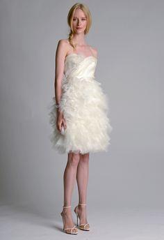 dress collection, wedding dressses, dress help, beauti dress, marchesa fw14, dreses bride, fall weddings, fall 2014, marchesa fall