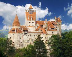 Dracula's castle, Transylvania Romania