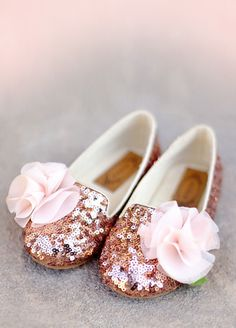 Rosie Loafer in Sequins size 4