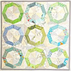 Fab Little Quilt Swap | for my swap mate!