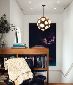 lounges, book nooks, eames, light fixtur, eam loung