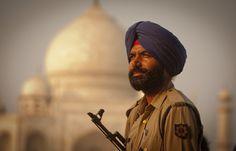 misc photographi, tomb, soldiers, india belov, guardian, taj mahal, india stori, travel, color photographi
