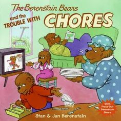 Loved all the Berenstain Bears books