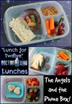 "Doctor Who ""Lunch for Twelve"" Blog Hop!"