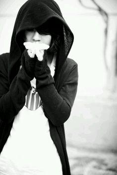 Satoshi. Girugamesh. i love this hoodie too