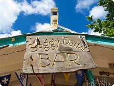 Beach Bar checklist: Soggy Dollar JVD