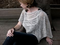 Ravelry: Big Damn Heroes pattern by Kimberly Golynskiy. Queued! I am so intrigued by this pattern!