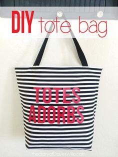 Totes Adorbs Tote Bag