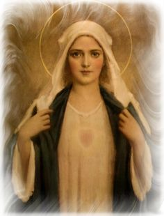 Prayer to the Immaculate Heart of Mary for Poor Souls