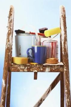 How to determine how much paint you need to paint a room or house.