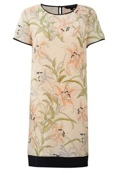 French Connection Dress #floral
