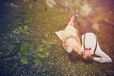 Beautiful Engagement Photo
