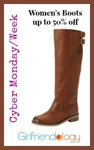 Cyber Monday Boots Sale