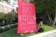 Don't stop believing -- we WILL find a cure! And ZTA will be  a part of that.