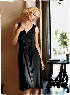 little black dresses, town dress