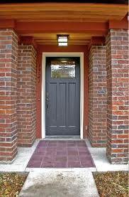 Front door on pinterest modern front door front doors for 1950s front door styles