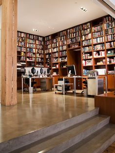 I want this #library in my house someday