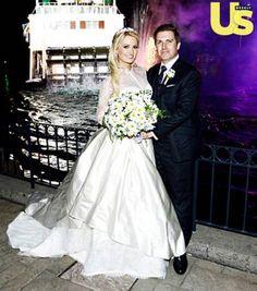 Holly Madison and Pasquale Rottela - Celebrity Weddings 2013
