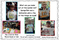what can you make out of the number 100