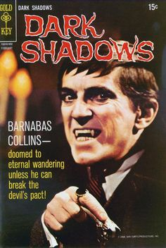 Dark Shadows - then