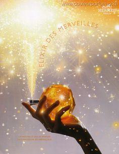 Hermes Fragrance- woody, amber.