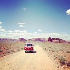 camper, desert, dream, road trips, travel