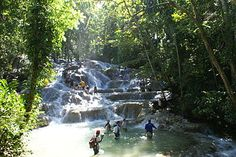 Google Image Result for http://upload.wikimedia.org/wikipedia/commons/thumb/4/41/Dunns_River_Falls_climb.JPG/350px-Dunns_River_Falls_climb.JPG