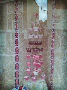 Day 158 - Jubilee cupcakes                                                                                                            Day 158 - Jubilee cupcakes             by        pixip53      on        Flickr
