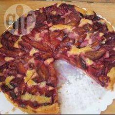 Easy Plum Cake @ allrecipes.co.uk