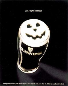 Spooky Guinness! #beer #Halloween