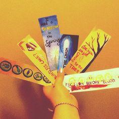 Divergent bookmarks